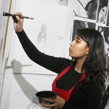 Preeza Shrestha '08
